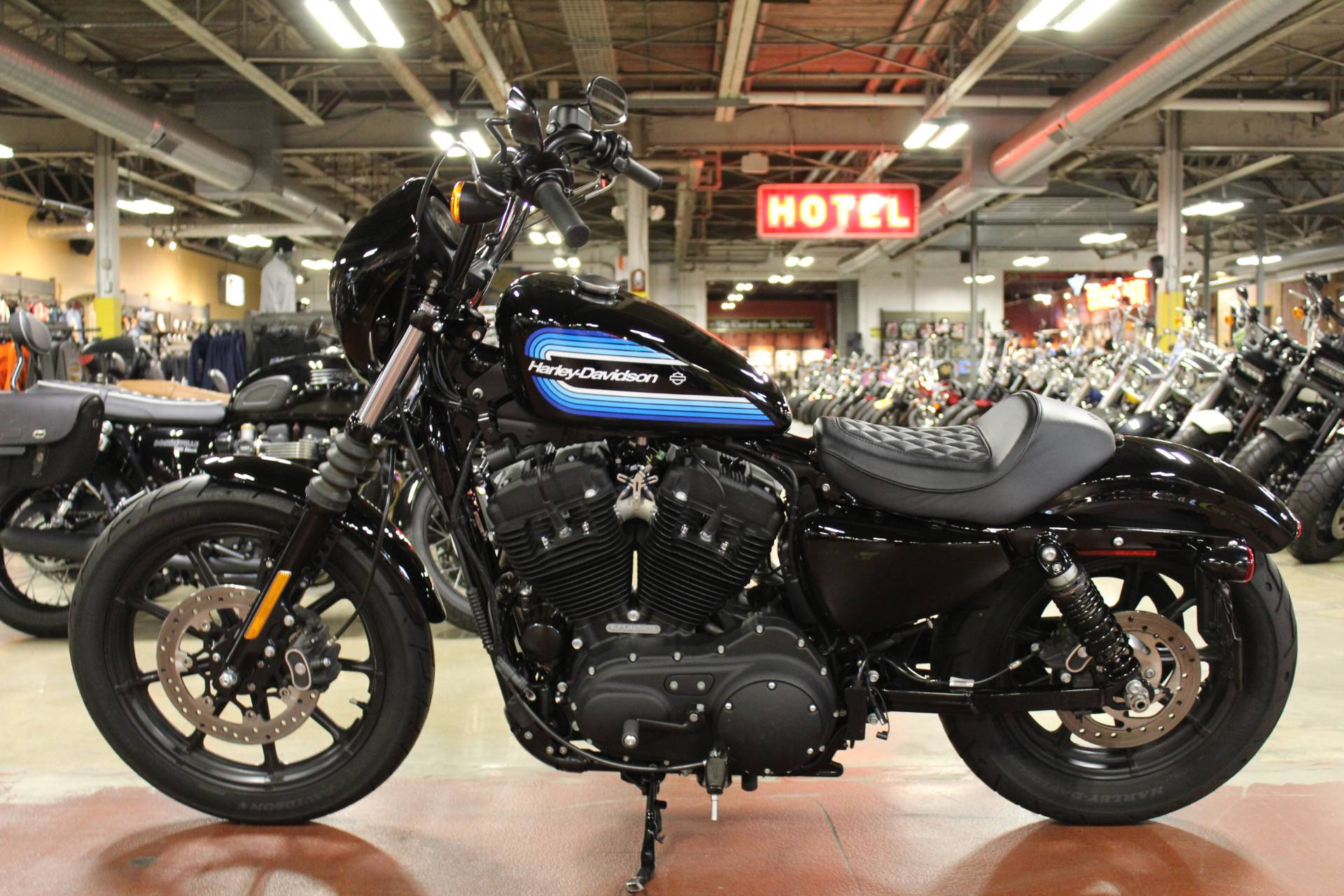2018 Harley-Davidson Iron 1200™ in New London, Connecticut - Photo 5