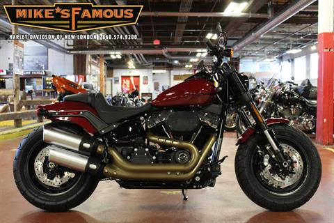 2020 Harley-Davidson Fat Bob® 114 in New London, Connecticut - Photo 1