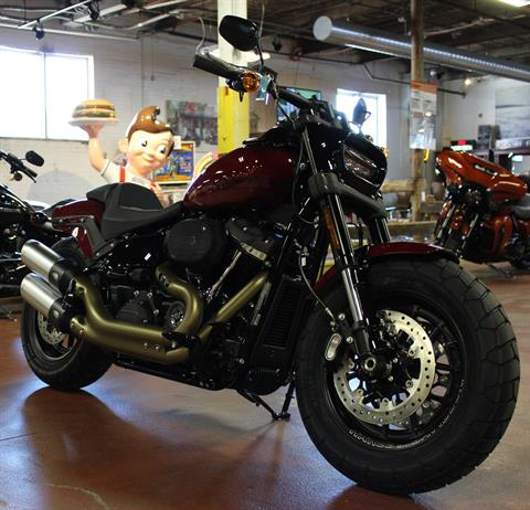 2020 Harley-Davidson Fat Bob® 114 in New London, Connecticut - Photo 2