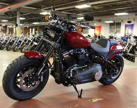 2020 Harley-Davidson Fat Bob® 114 in New London, Connecticut - Photo 4