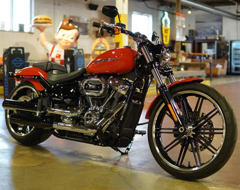 2020 Harley-Davidson Breakout® 114 in New London, Connecticut - Photo 2