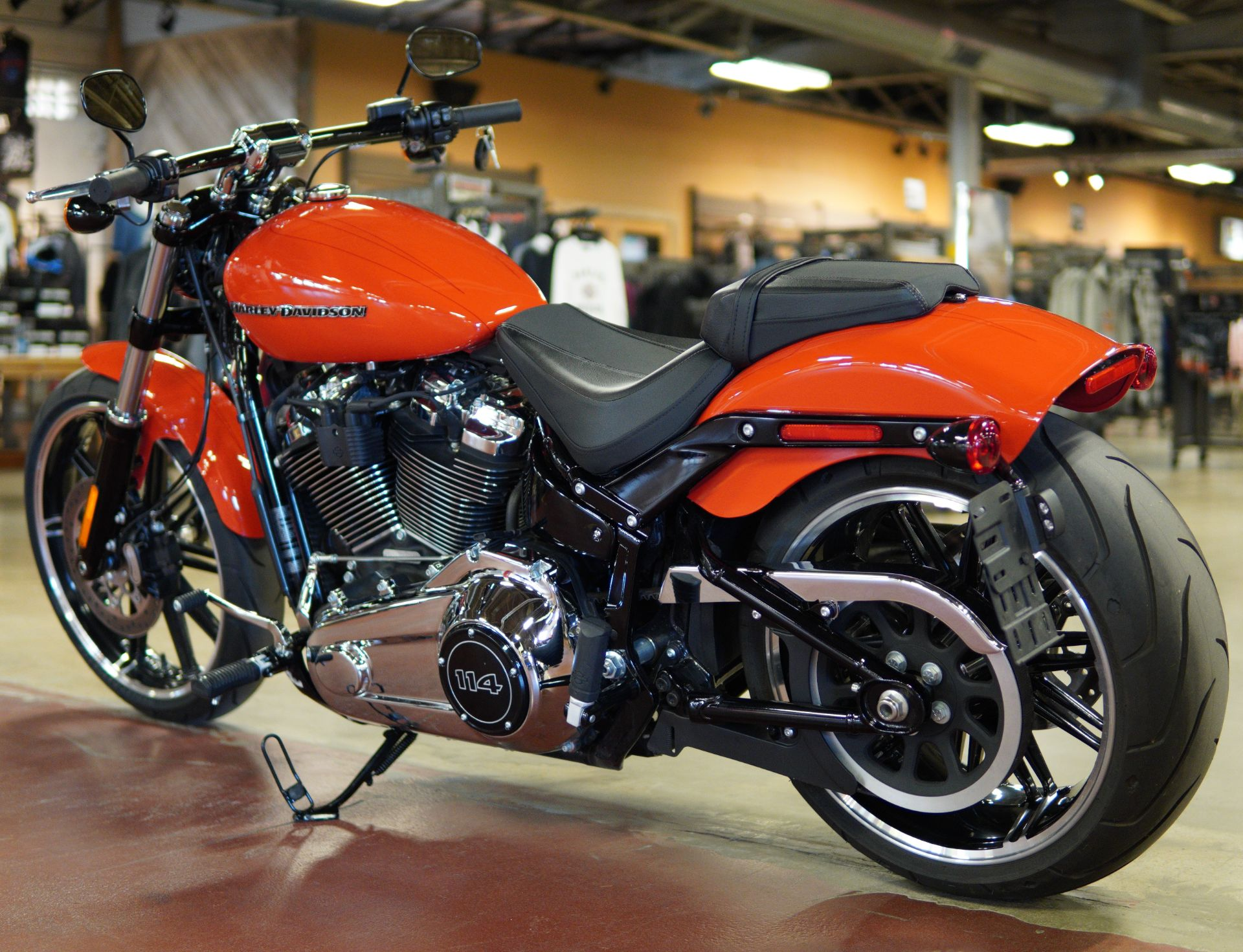 2020 Harley-Davidson Breakout® 114 in New London, Connecticut - Photo 6
