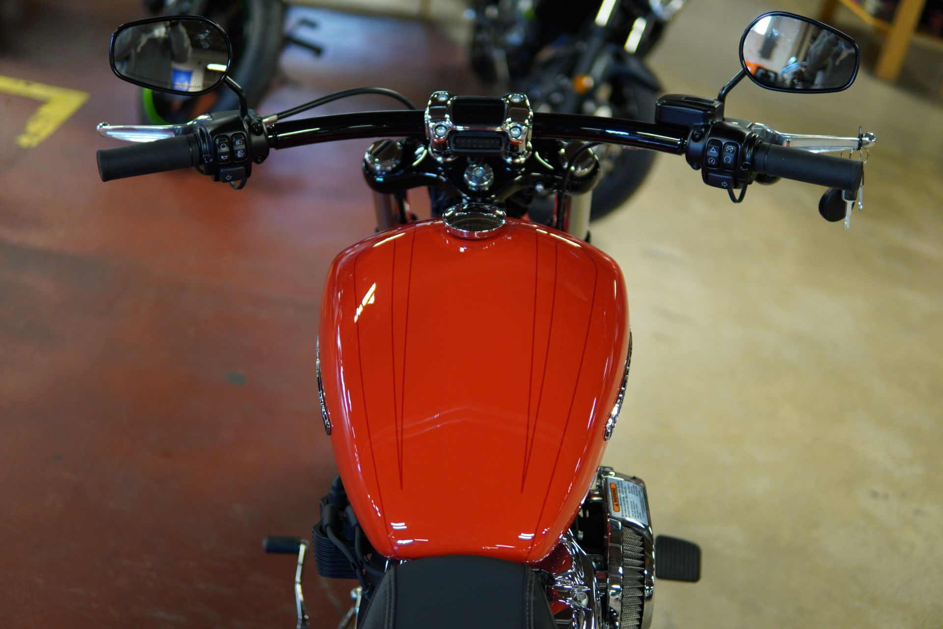 2020 Harley-Davidson Breakout® 114 in New London, Connecticut - Photo 10