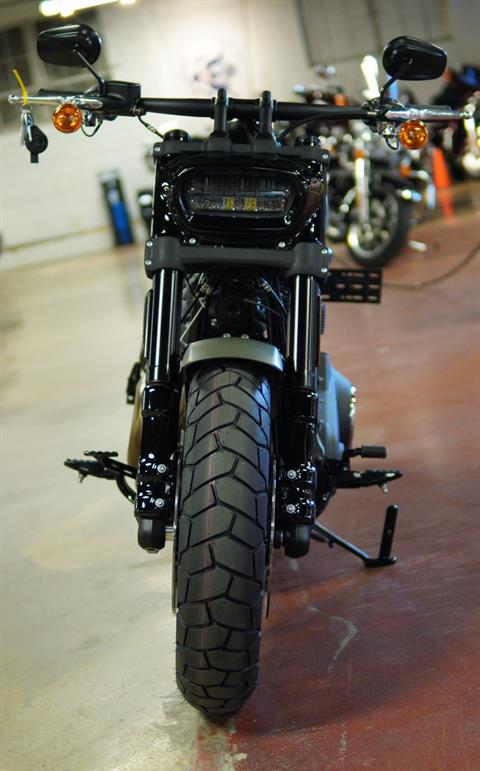 2021 Harley-Davidson Fat Bob® 114 in New London, Connecticut - Photo 3