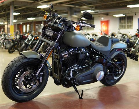 2021 Harley-Davidson Fat Bob® 114 in New London, Connecticut - Photo 4