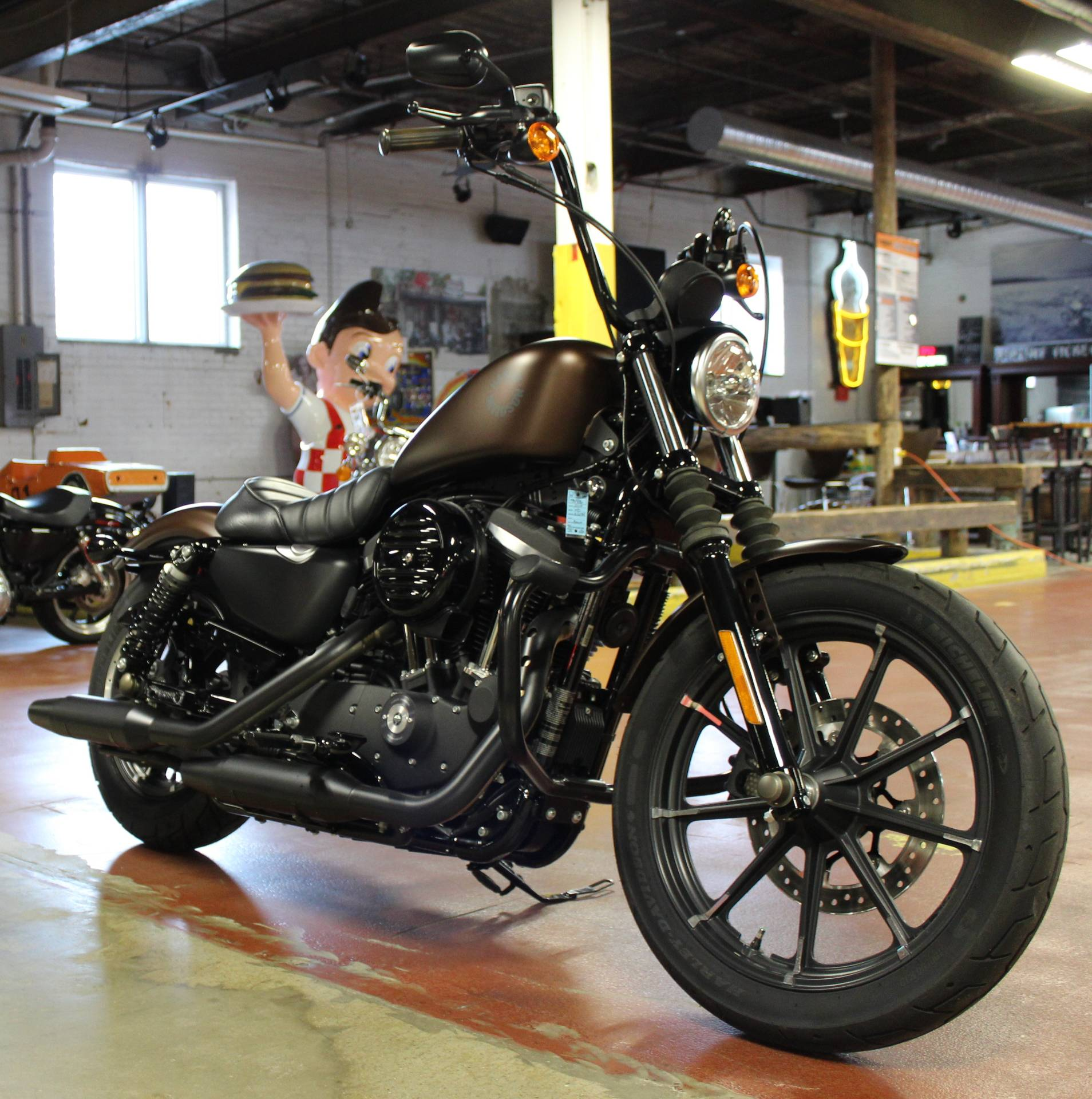 2019 Harley-Davidson Iron 883™ in New London, Connecticut - Photo 2