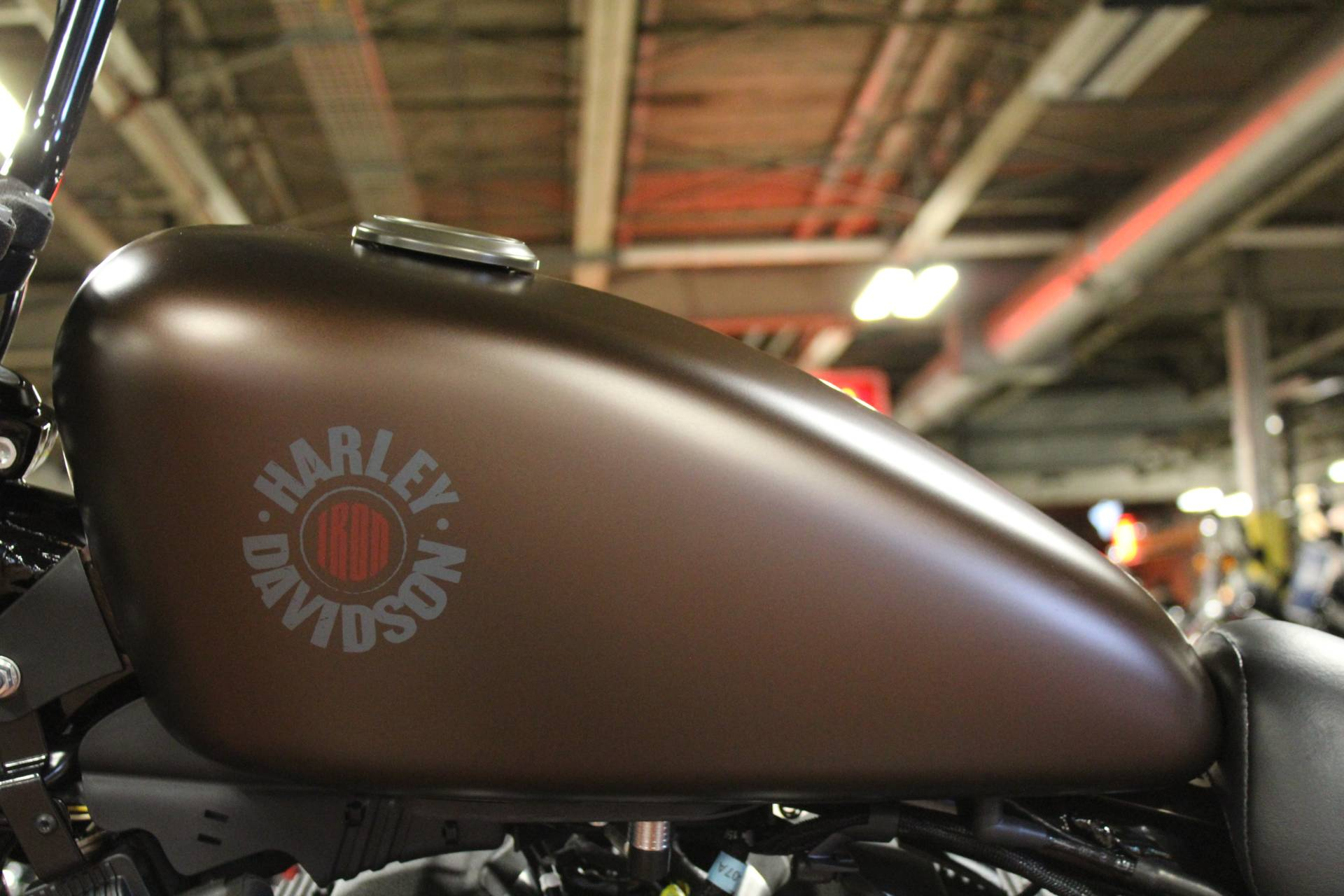 2019 Harley-Davidson Iron 883™ in New London, Connecticut - Photo 11