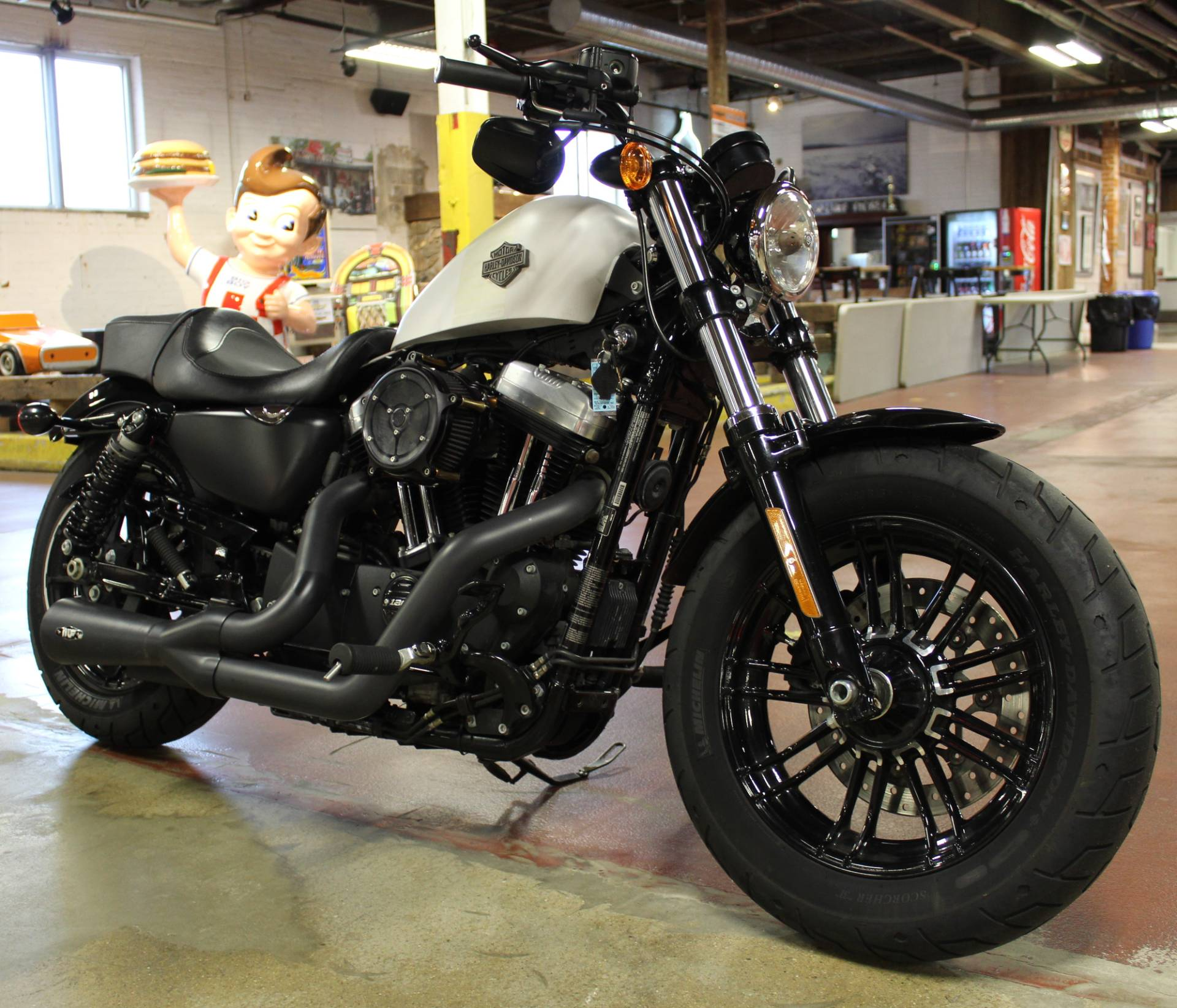 2017 Harley-Davidson Forty-Eight® in New London, Connecticut - Photo 2