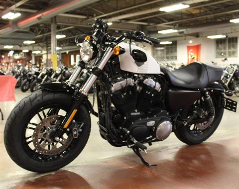 2017 Harley-Davidson Forty-Eight® in New London, Connecticut - Photo 4