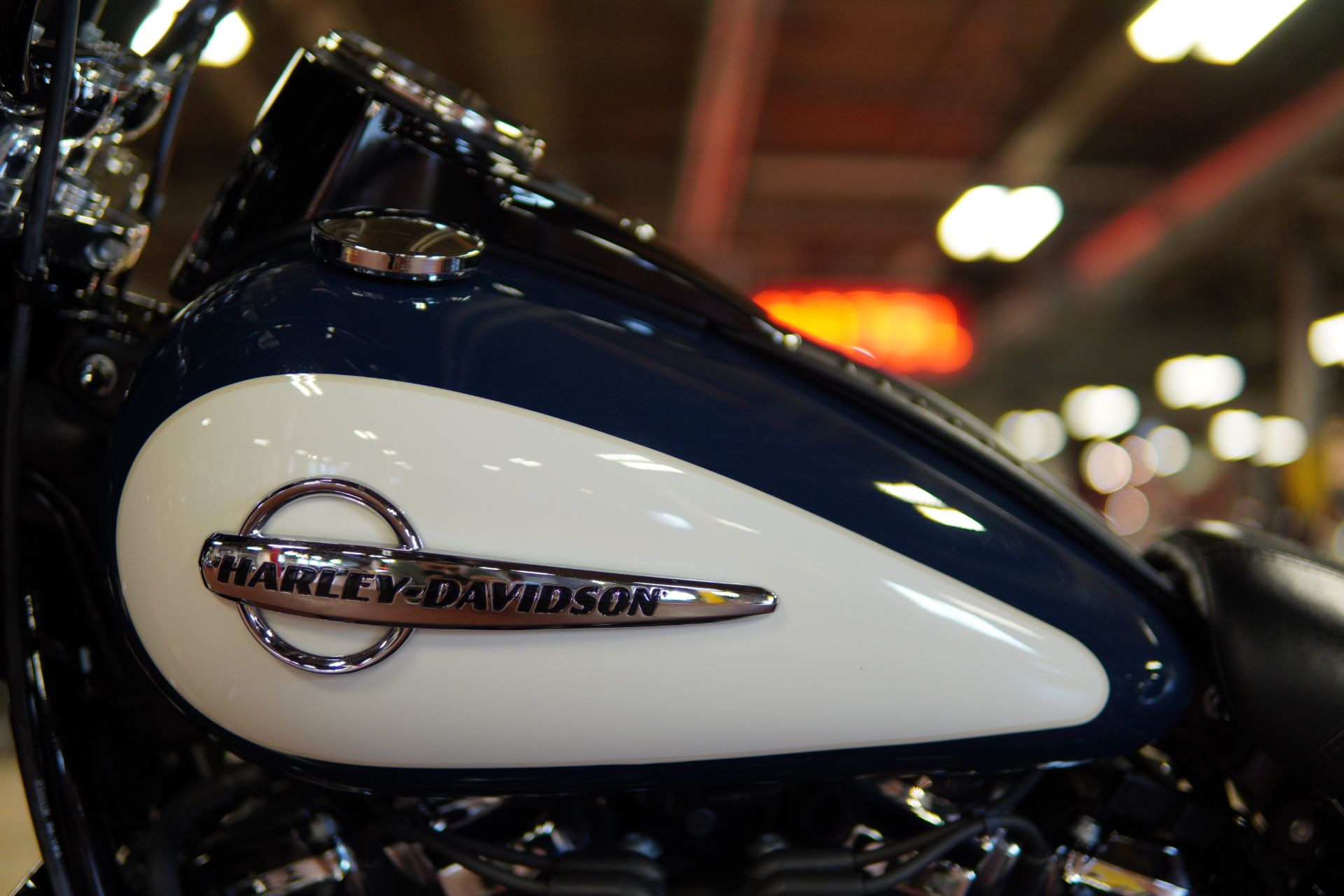 2019 Harley-Davidson Heritage Classic 114 in New London, Connecticut - Photo 11