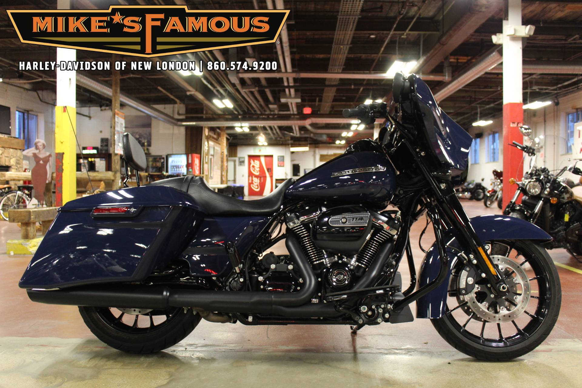 2019 Harley-Davidson Street Glide® Special in New London, Connecticut - Photo 1