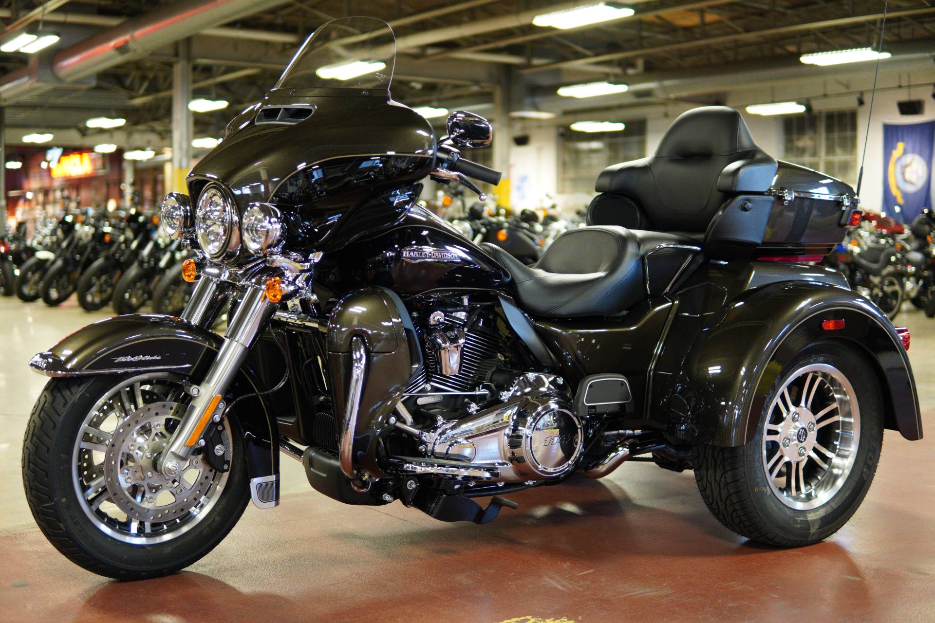 2020 Harley-Davidson Tri Glide® Ultra in New London, Connecticut - Photo 4