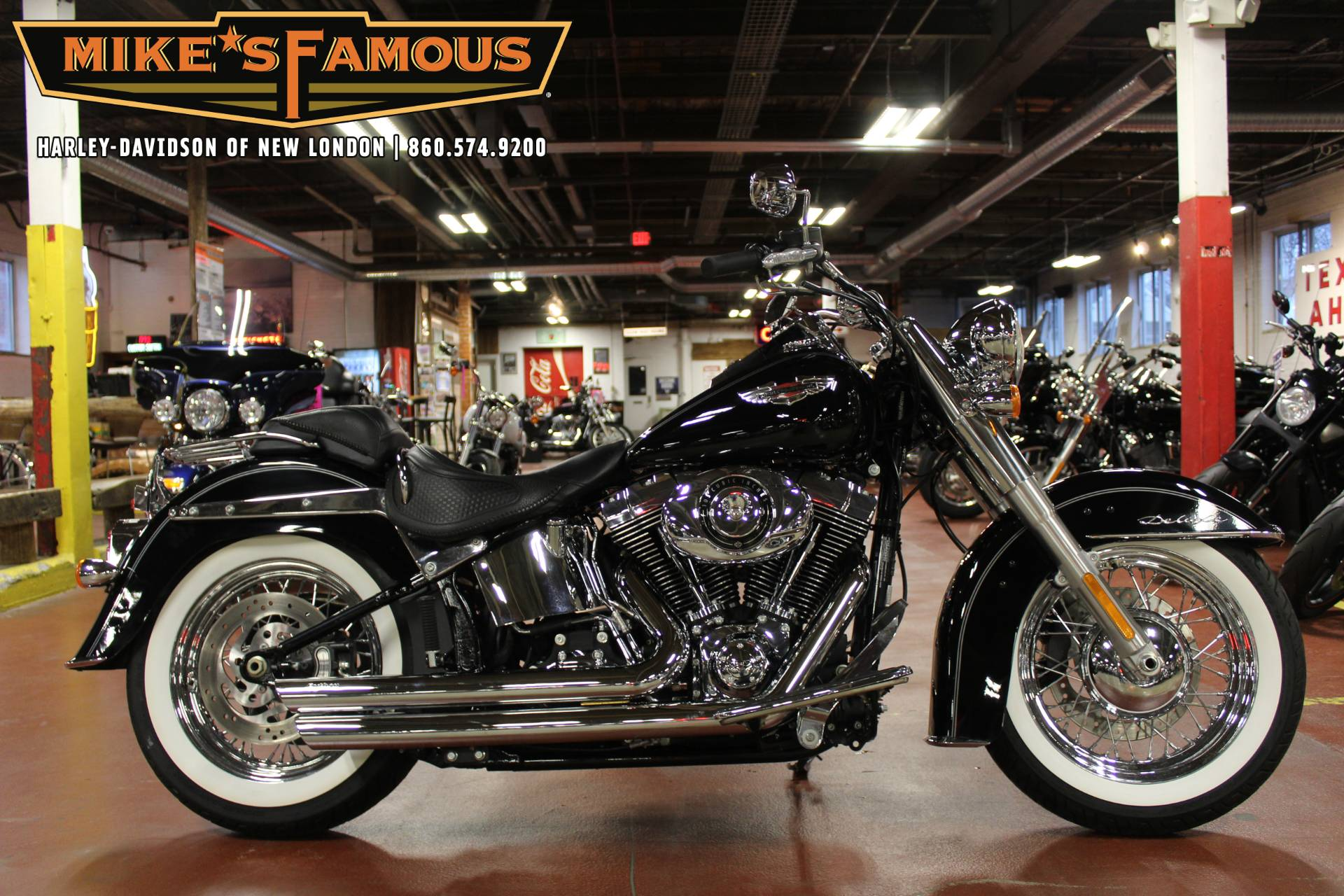 2015 Harley-Davidson Softail® Deluxe in New London, Connecticut - Photo 1