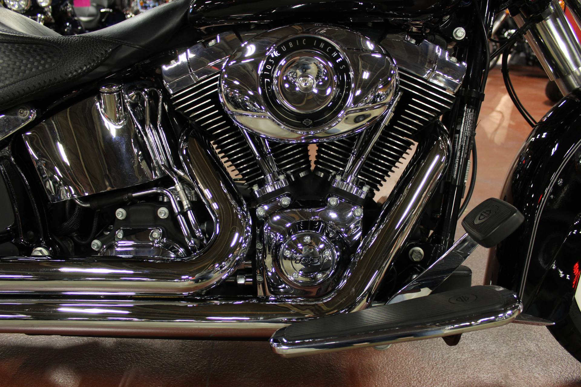 2015 Harley-Davidson Softail® Deluxe in New London, Connecticut - Photo 15