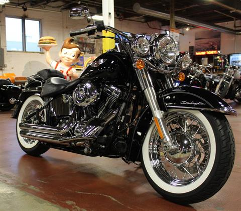 2015 Harley-Davidson Softail® Deluxe in New London, Connecticut - Photo 2