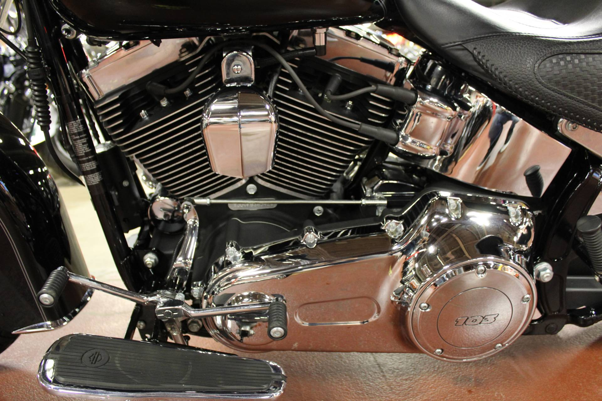 2015 Harley-Davidson Softail® Deluxe in New London, Connecticut - Photo 16