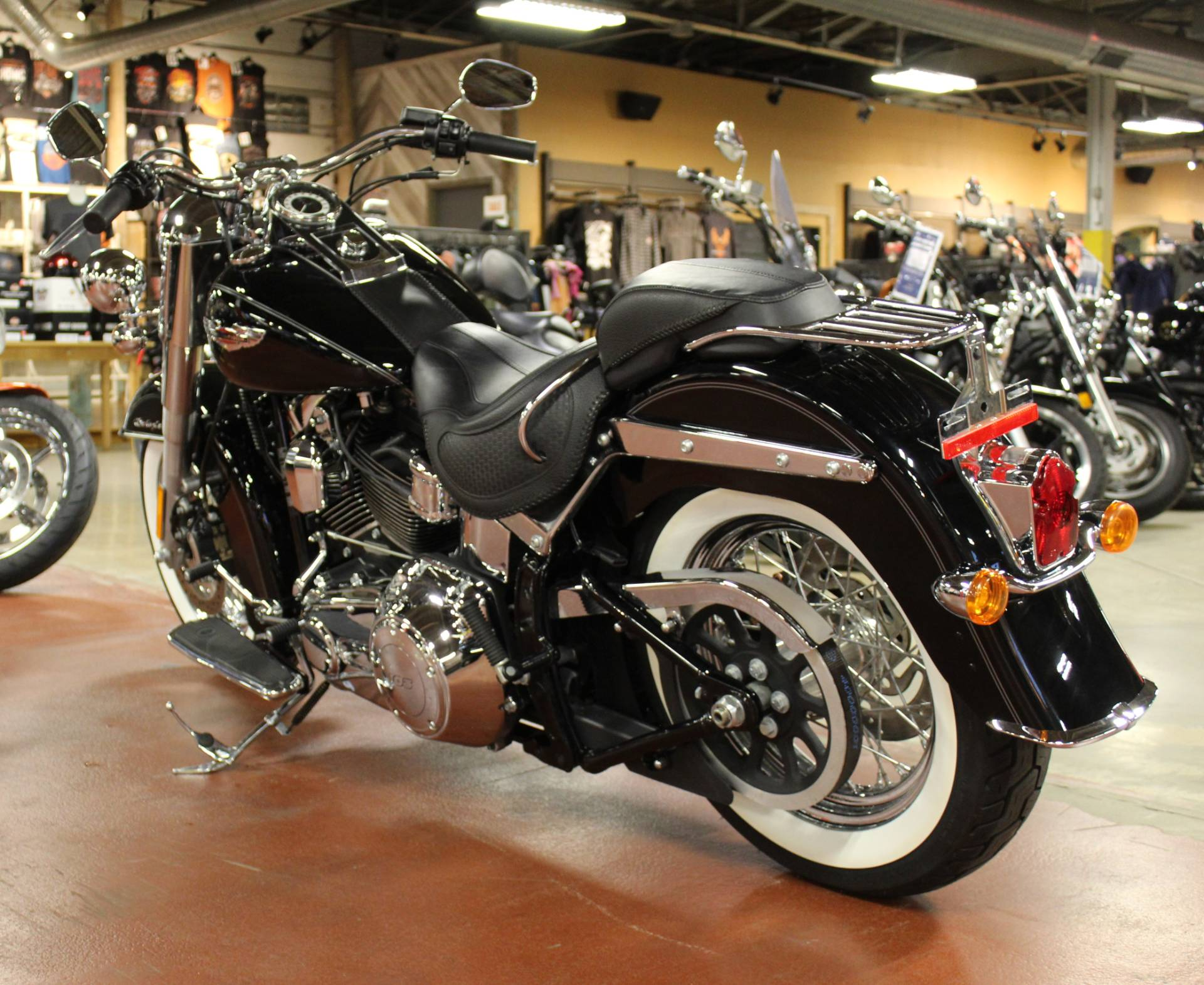 2015 Harley-Davidson Softail® Deluxe in New London, Connecticut - Photo 6