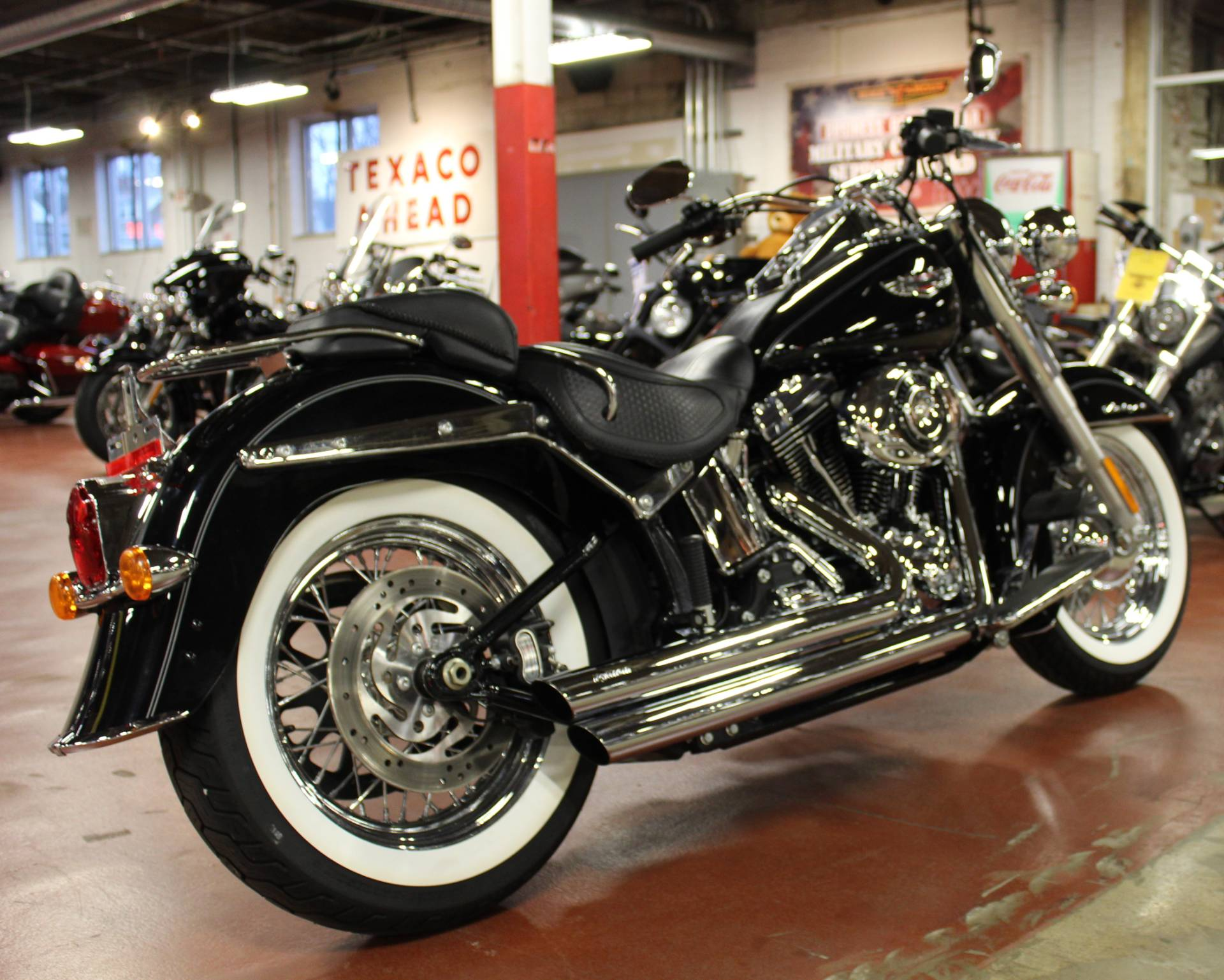 2015 Harley-Davidson Softail® Deluxe in New London, Connecticut - Photo 8