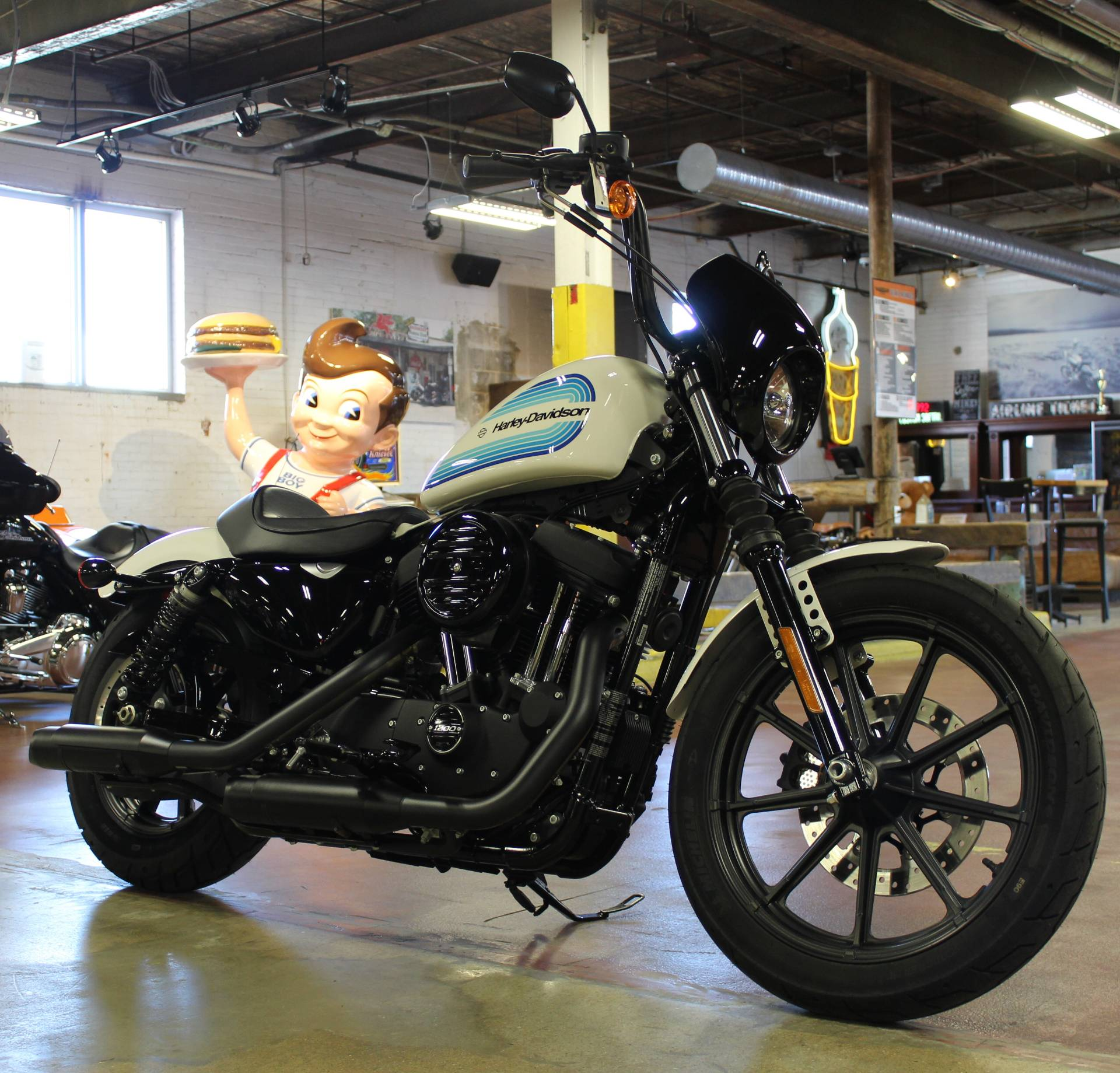 2018 Harley-Davidson Iron 1200™ in New London, Connecticut - Photo 2