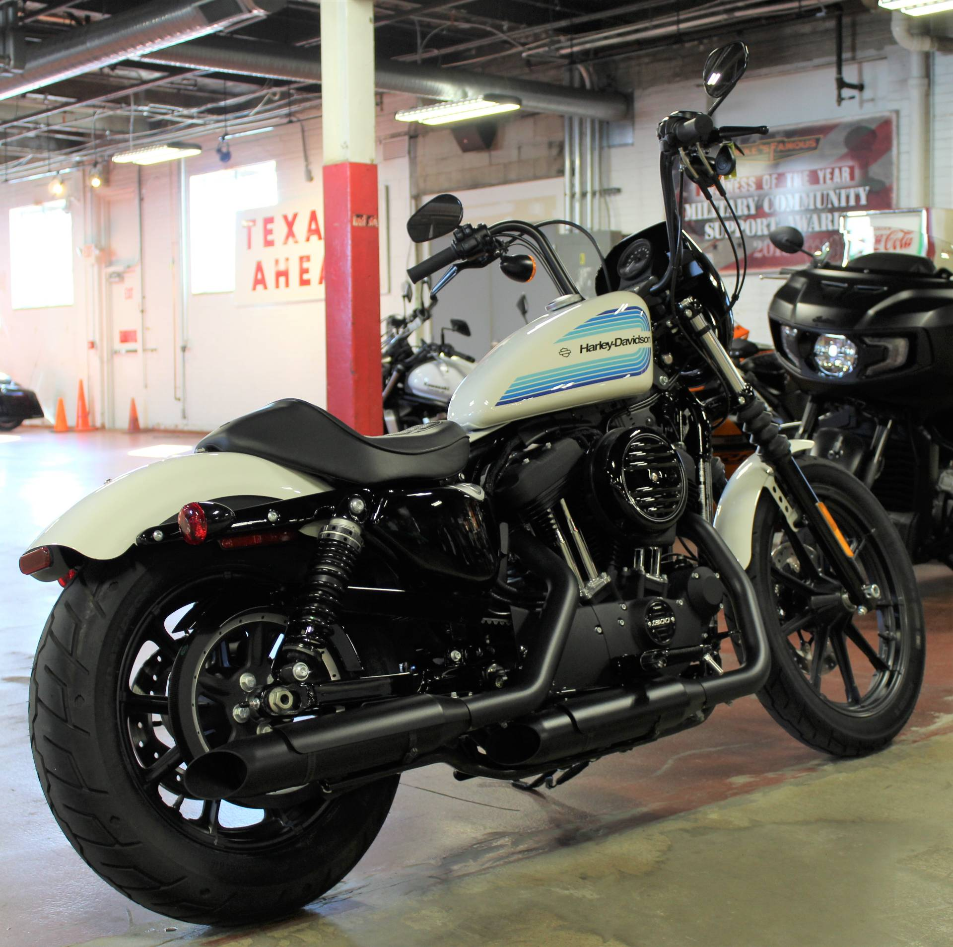 2018 Harley-Davidson Iron 1200™ in New London, Connecticut - Photo 8