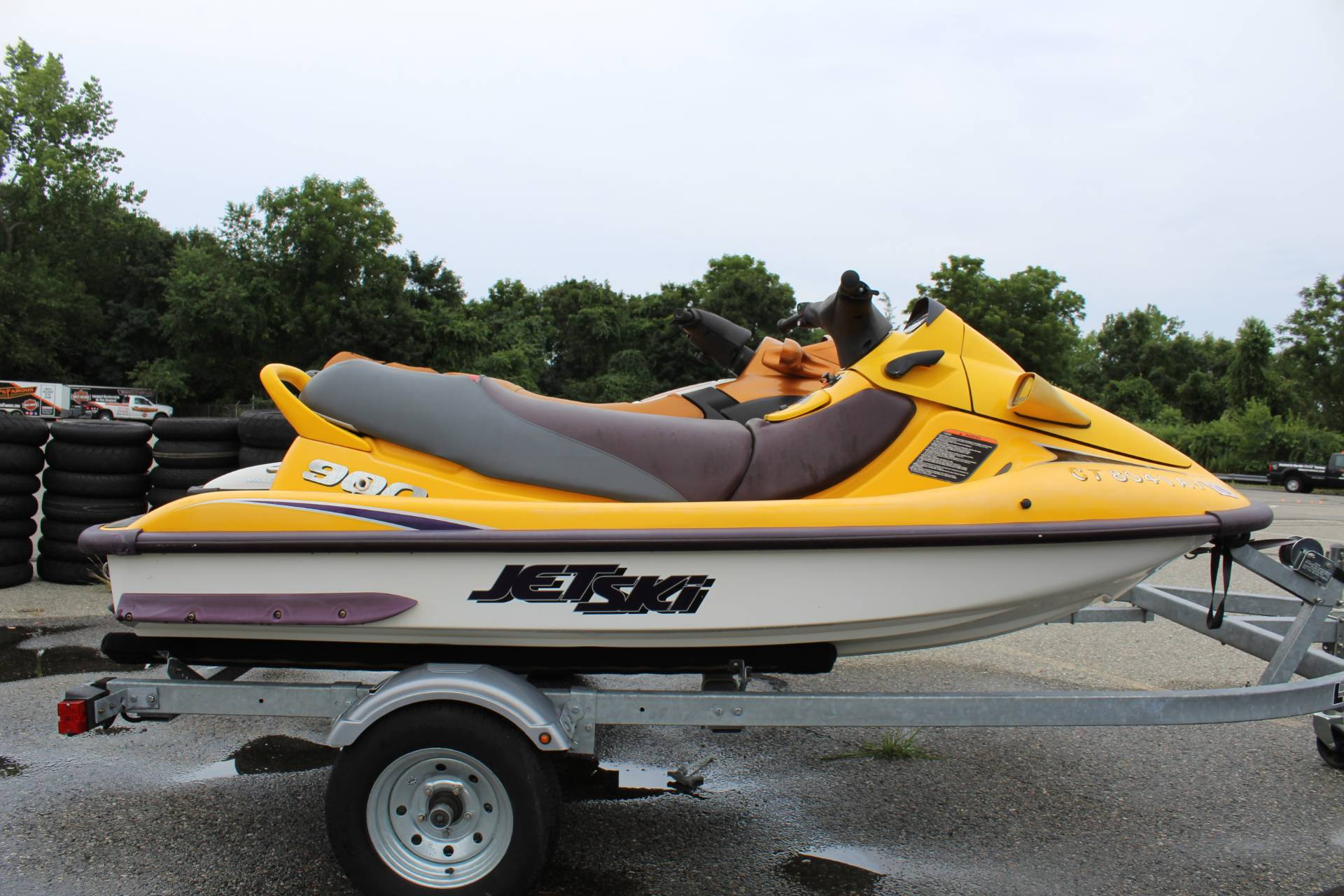 1999 Kawasaki Jet Ski 900 STX Watercraft in New London, Connecticut - Photo 1