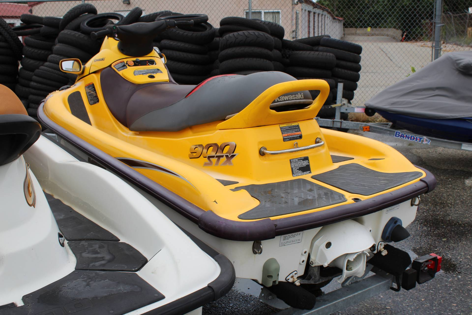 1999 Kawasaki Jet Ski 900 STX Watercraft in New London, Connecticut - Photo 4