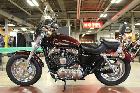 2015 Harley-Davidson 1200 Custom in New London, Connecticut - Photo 5