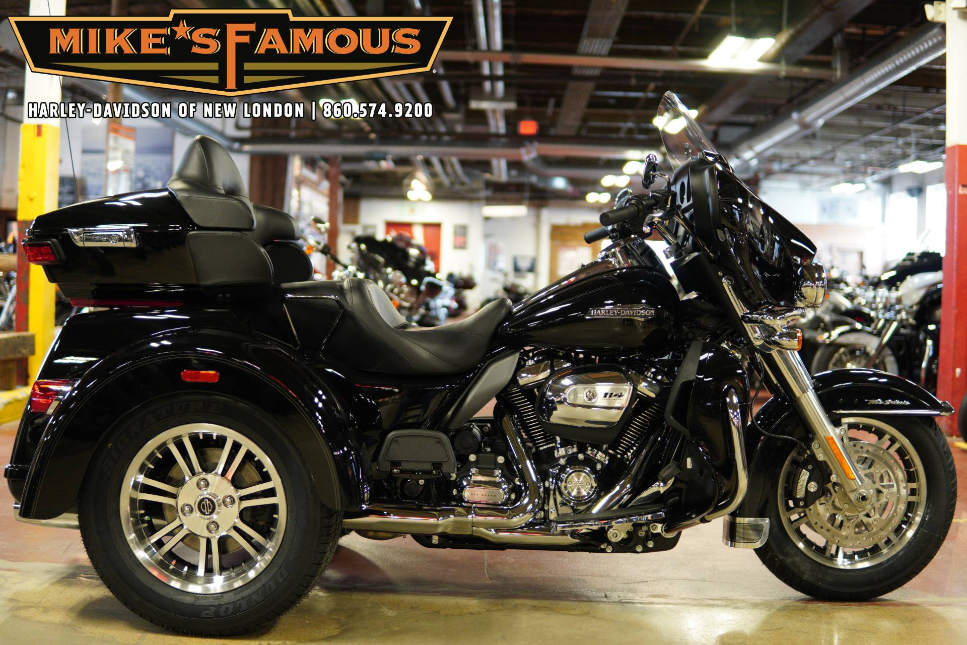 2021 Harley-Davidson Tri Glide® Ultra in New London, Connecticut - Photo 1