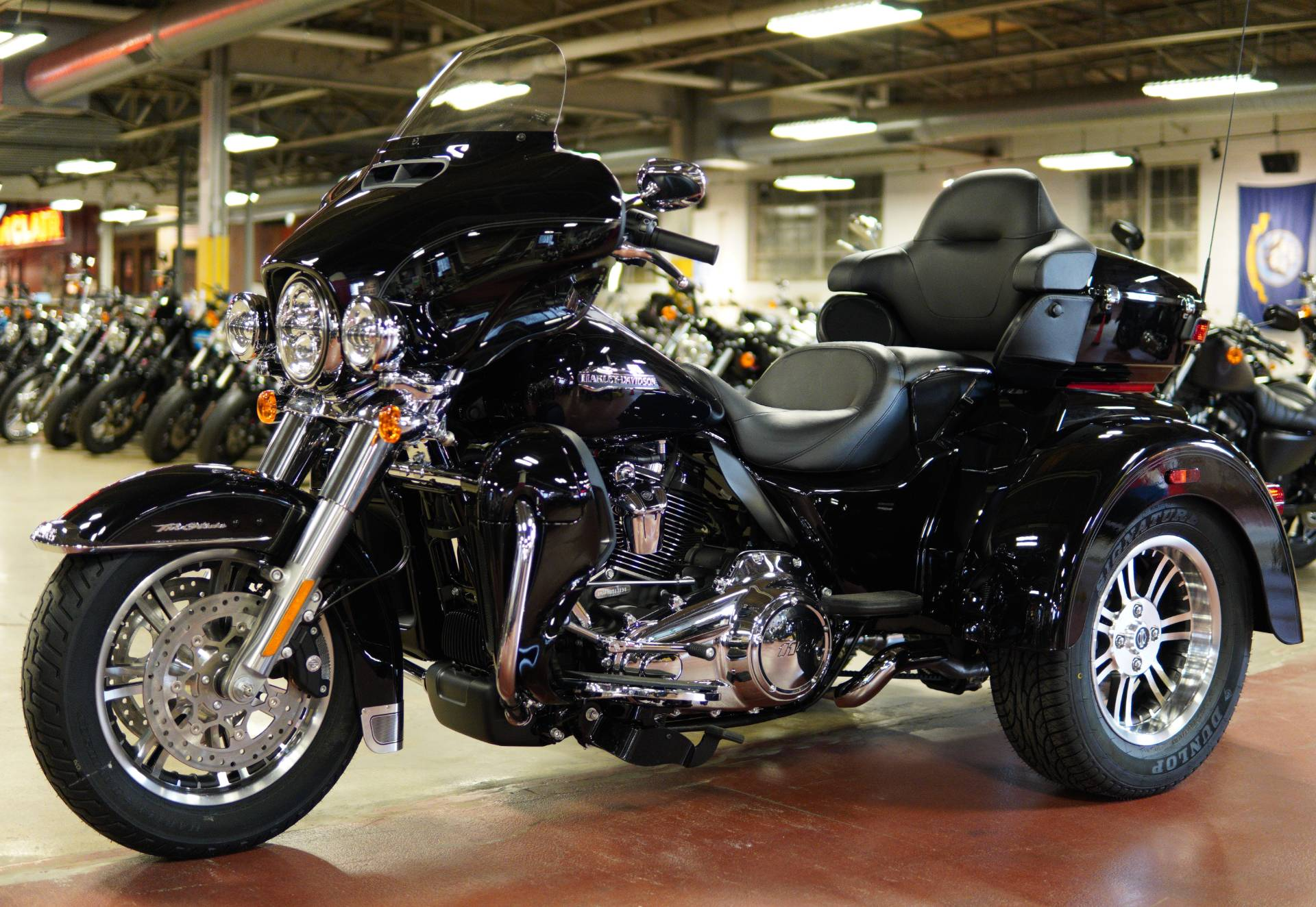 2021 Harley-Davidson Tri Glide® Ultra in New London, Connecticut - Photo 4