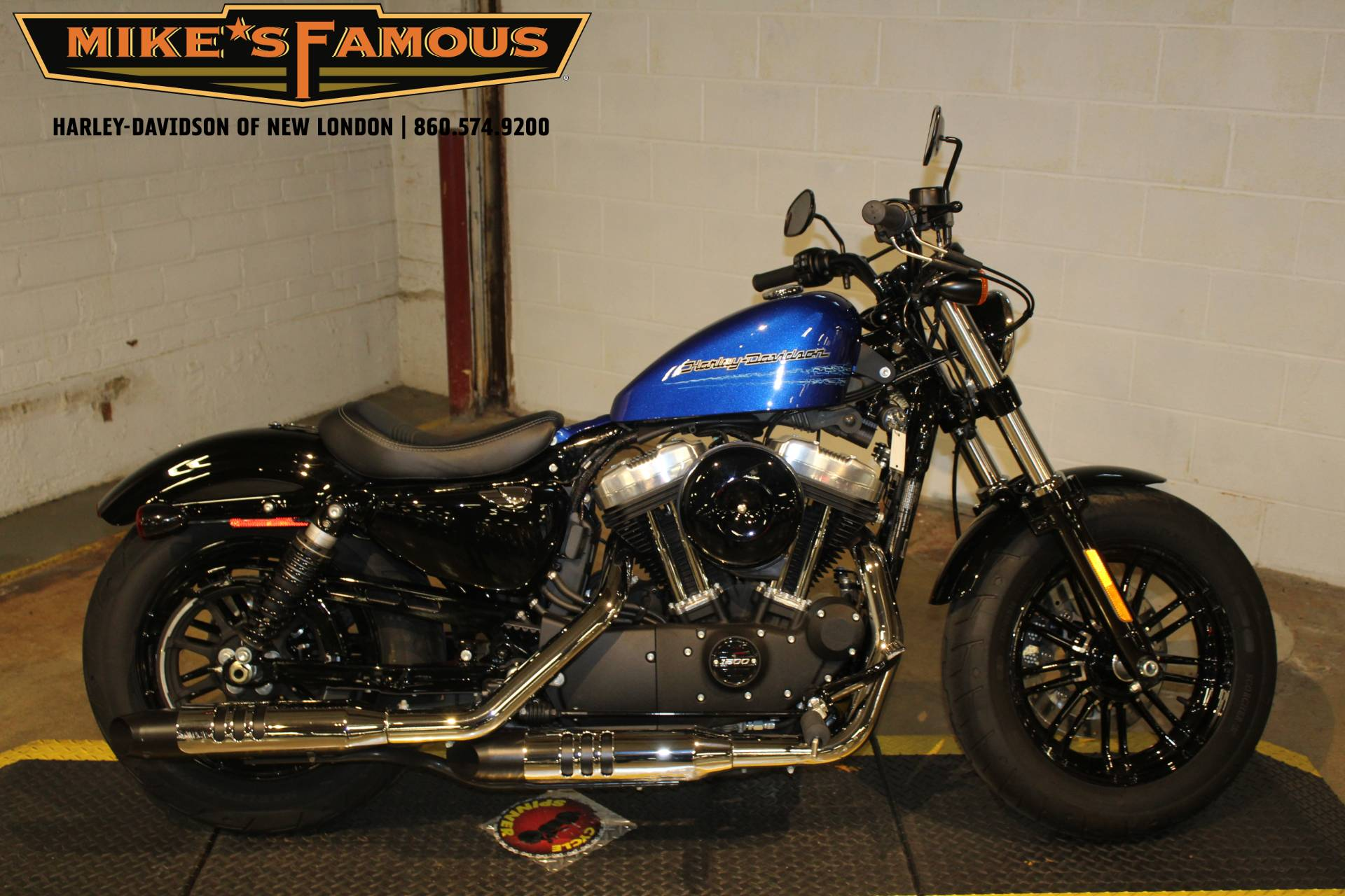 2017 Harley-Davidson Forty-Eight® in New London, Connecticut - Photo 1