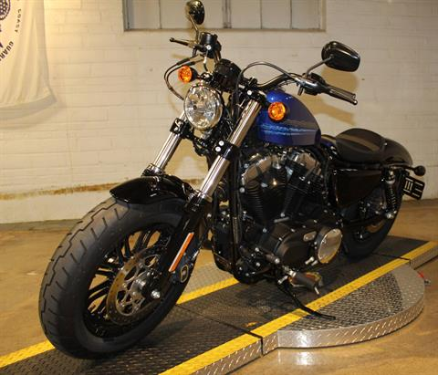 2017 Harley-Davidson Forty-Eight® in New London, Connecticut - Photo 6