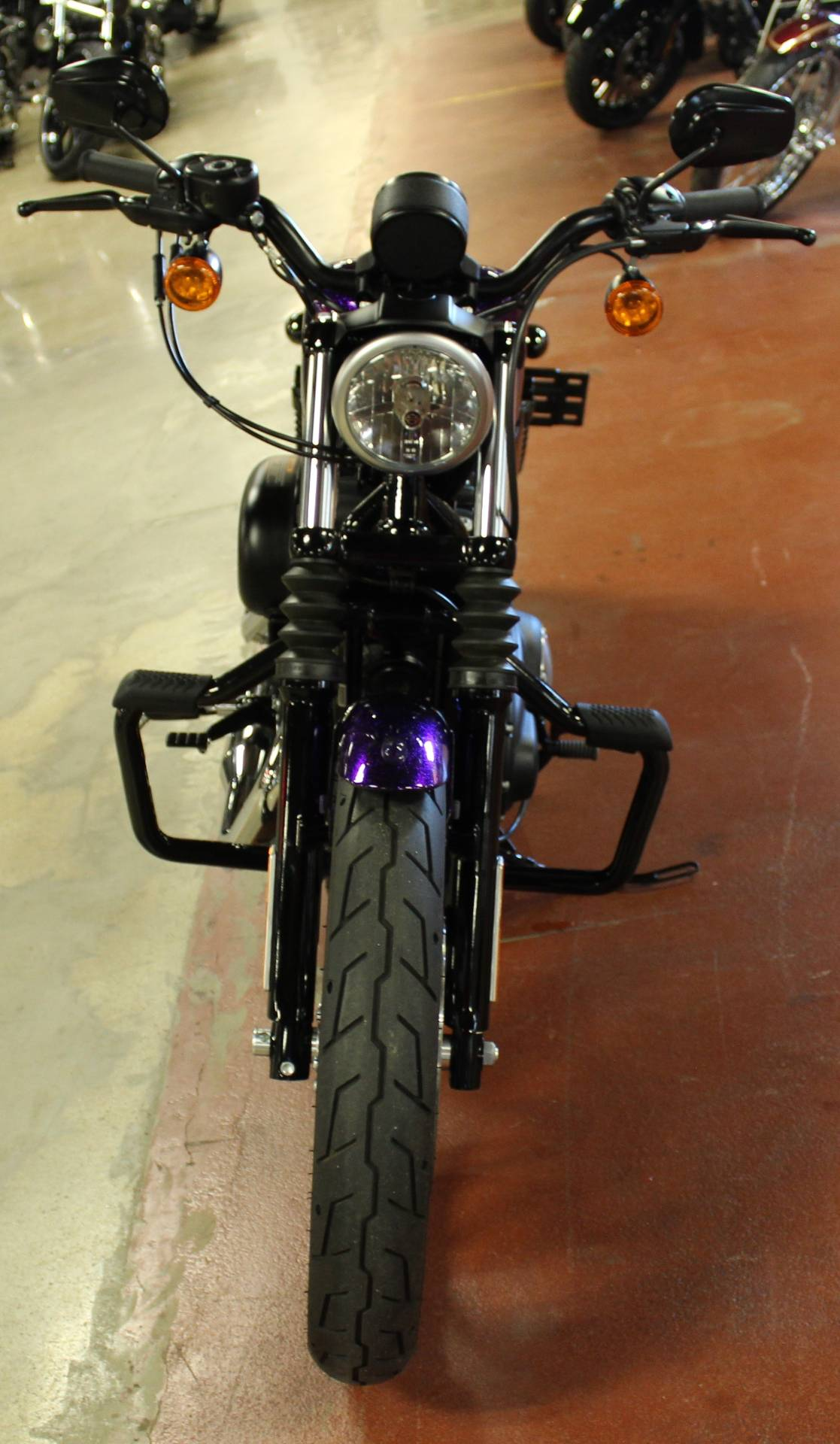 2014 Harley-Davidson Sportster® Iron 883™ in New London, Connecticut - Photo 3