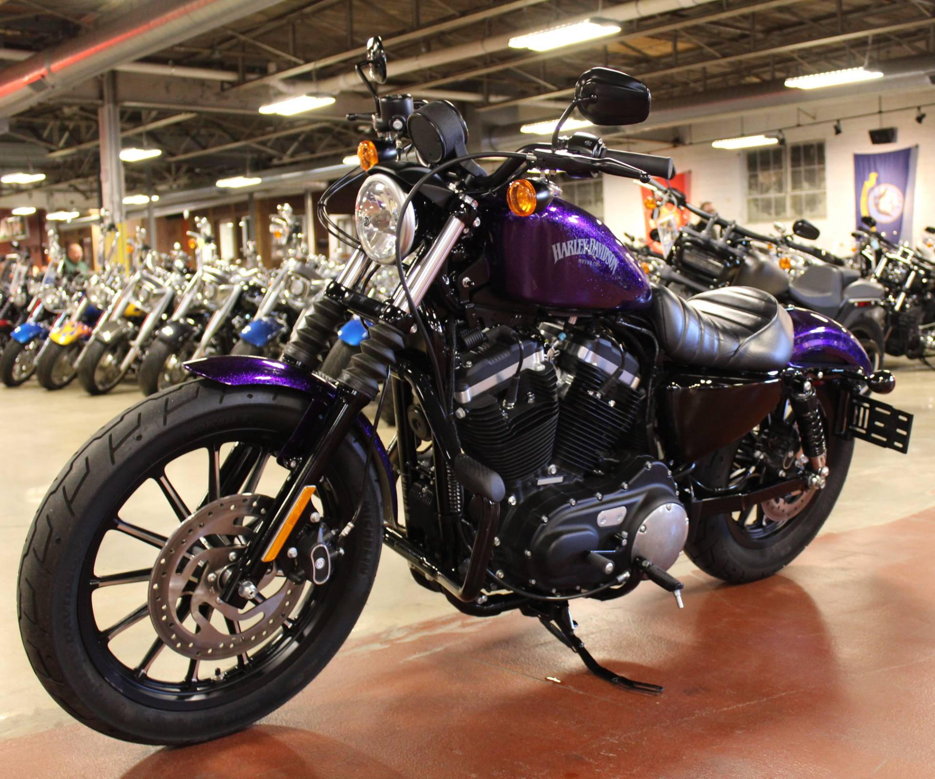 2014 Harley-Davidson Sportster® Iron 883™ in New London, Connecticut - Photo 4