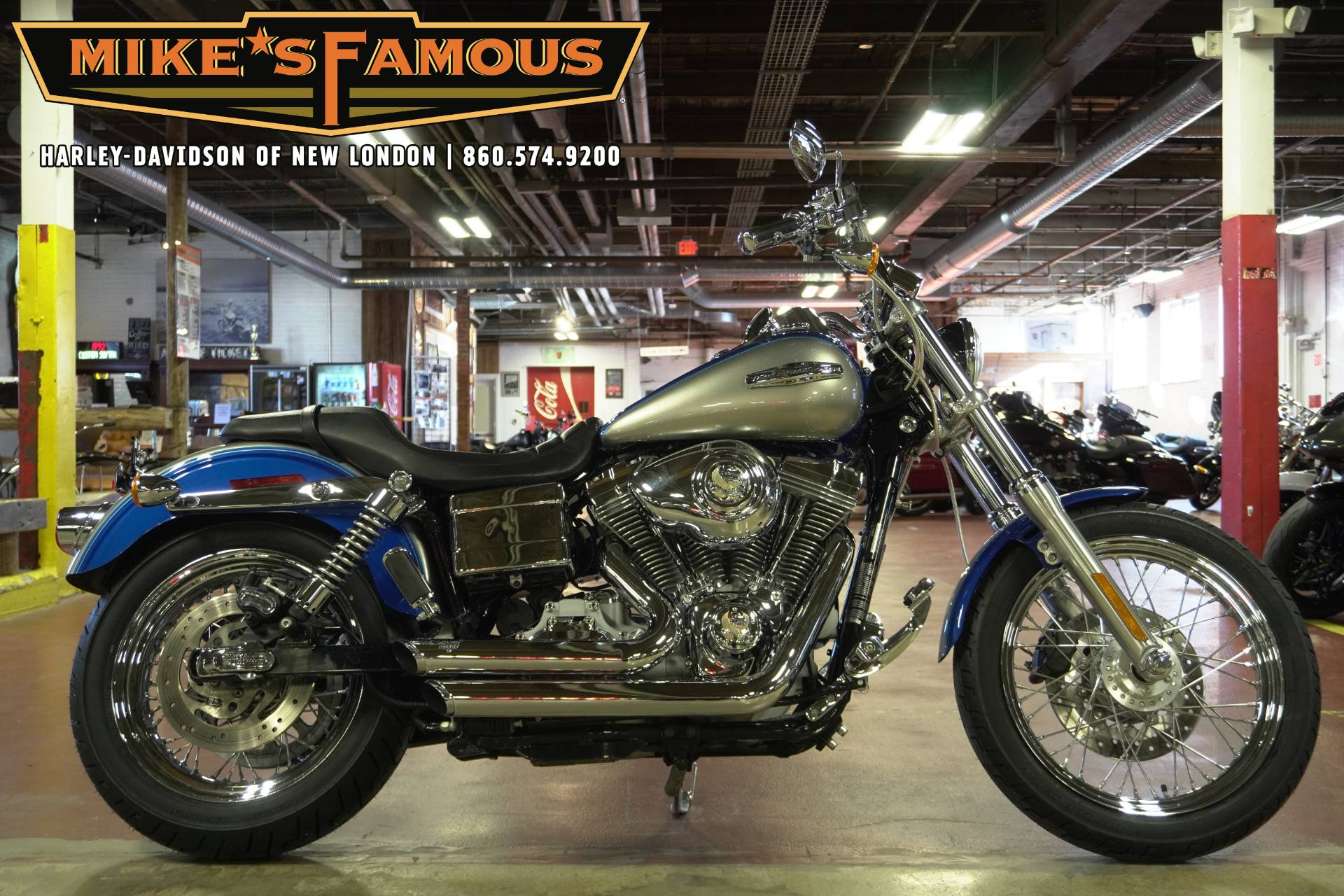 2009 Harley-Davidson Dyna® Super Glide® Custom in New London, Connecticut - Photo 1