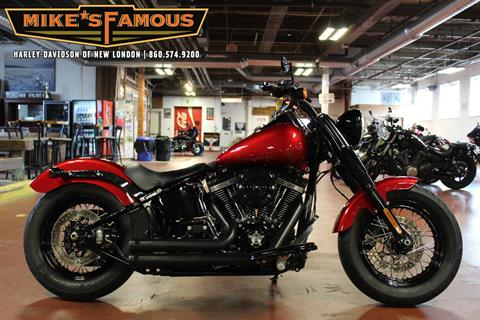 2017 Harley-Davidson Softail Slim® S in New London, Connecticut - Photo 1
