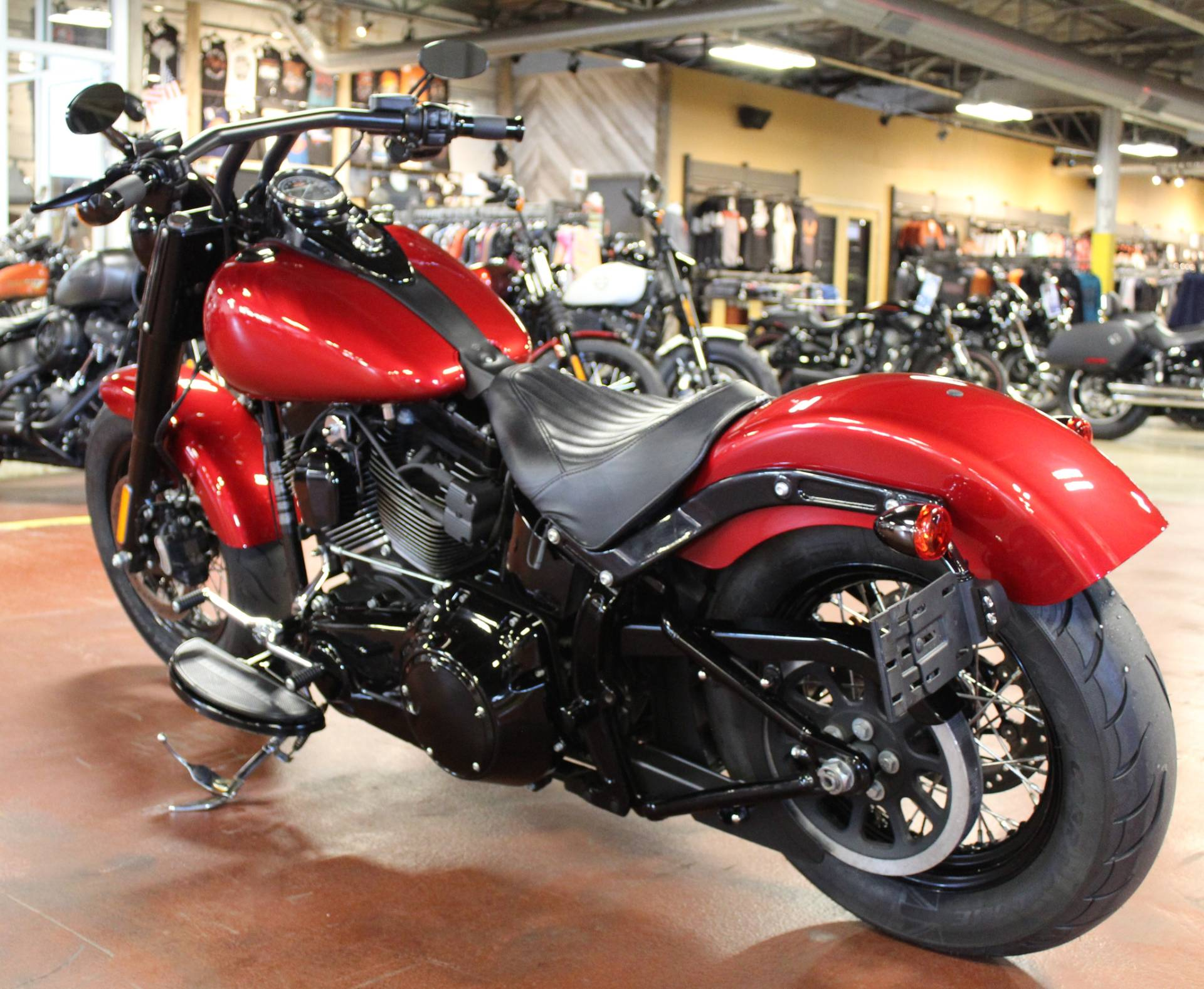 2017 Harley-Davidson Softail Slim® S in New London, Connecticut - Photo 6