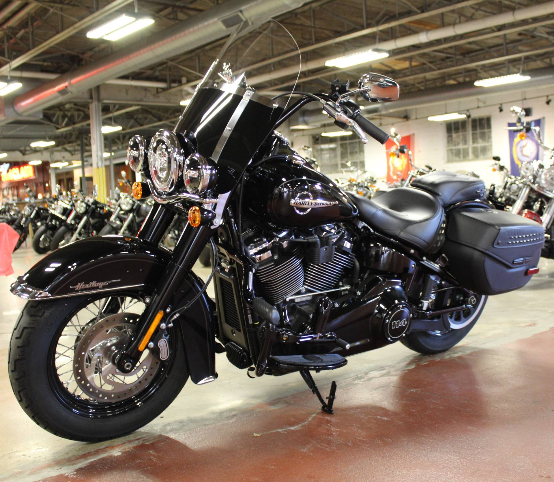 2019 Harley-Davidson Heritage Classic 114 in New London, Connecticut - Photo 4