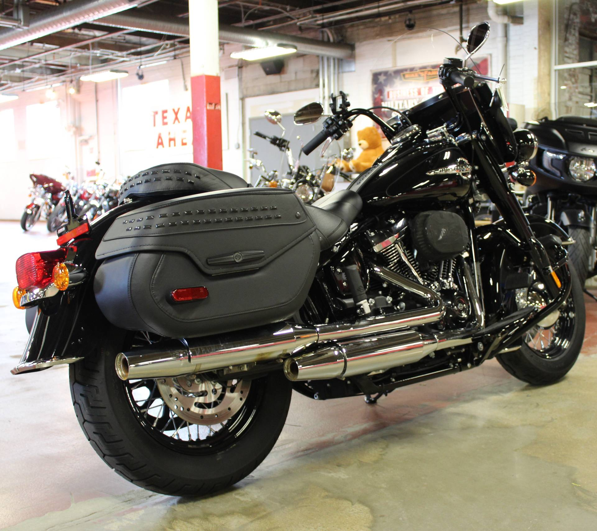 2019 Harley-Davidson Heritage Classic 114 in New London, Connecticut - Photo 8