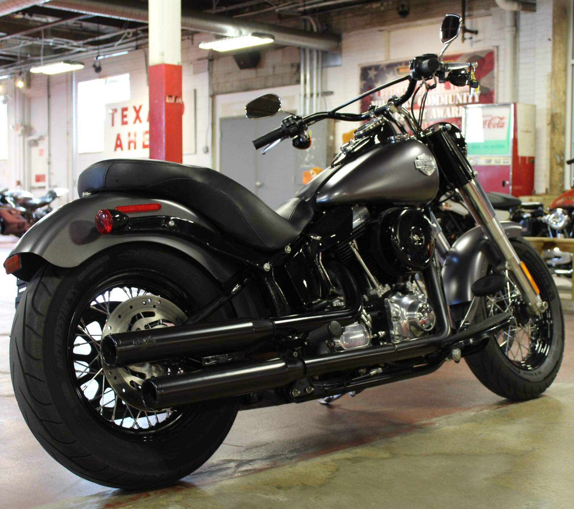 2015 Harley-Davidson Softail Slim® in New London, Connecticut - Photo 8