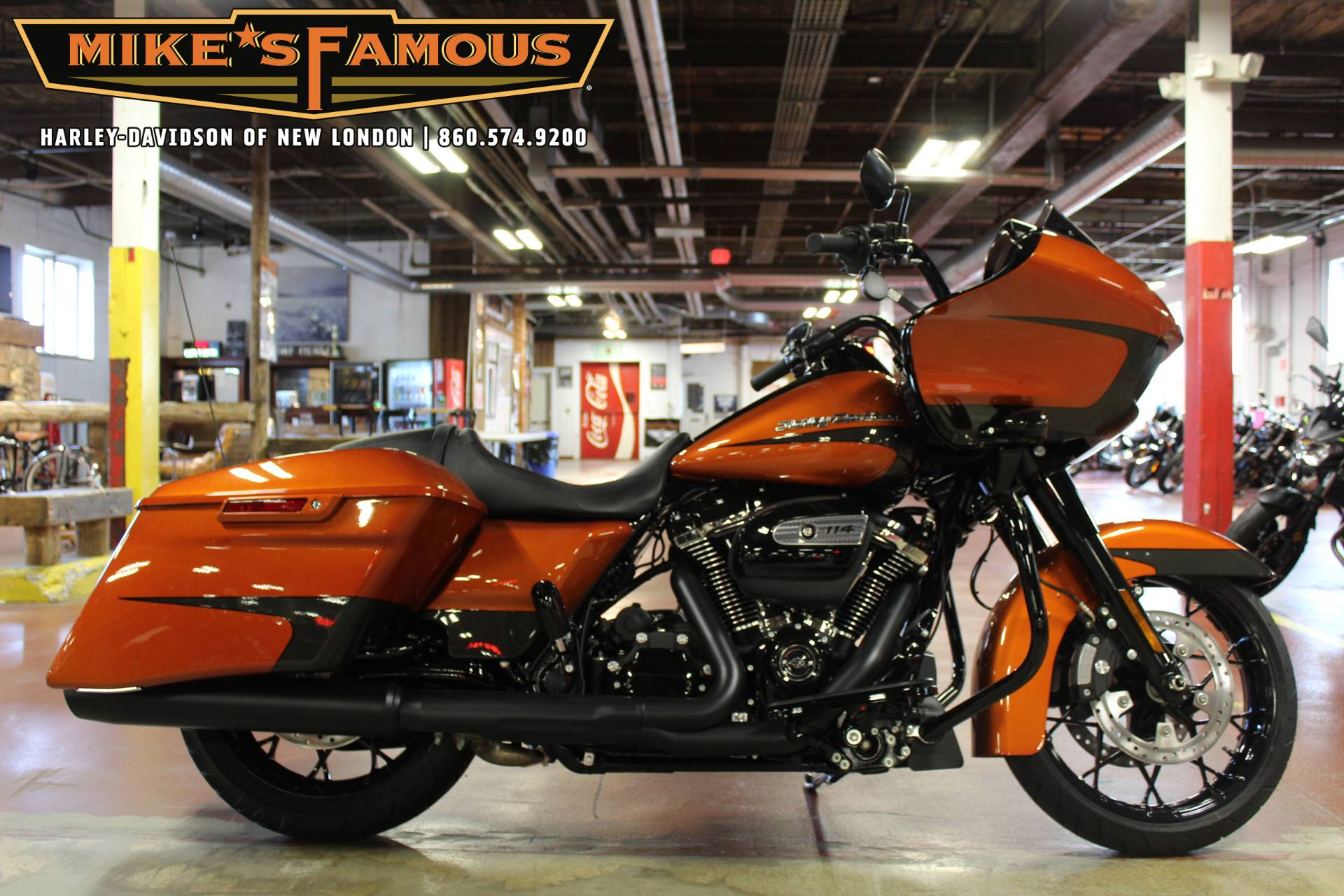 2020 Harley-Davidson Road Glide® Special in New London, Connecticut - Photo 1