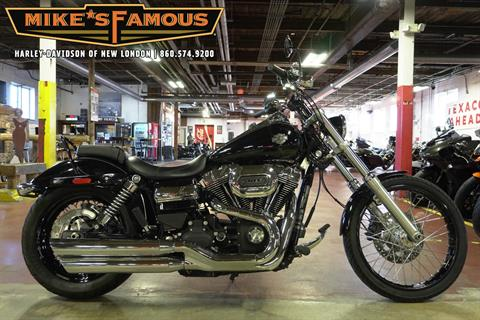 2016 Harley-Davidson Wide Glide® in New London, Connecticut - Photo 1