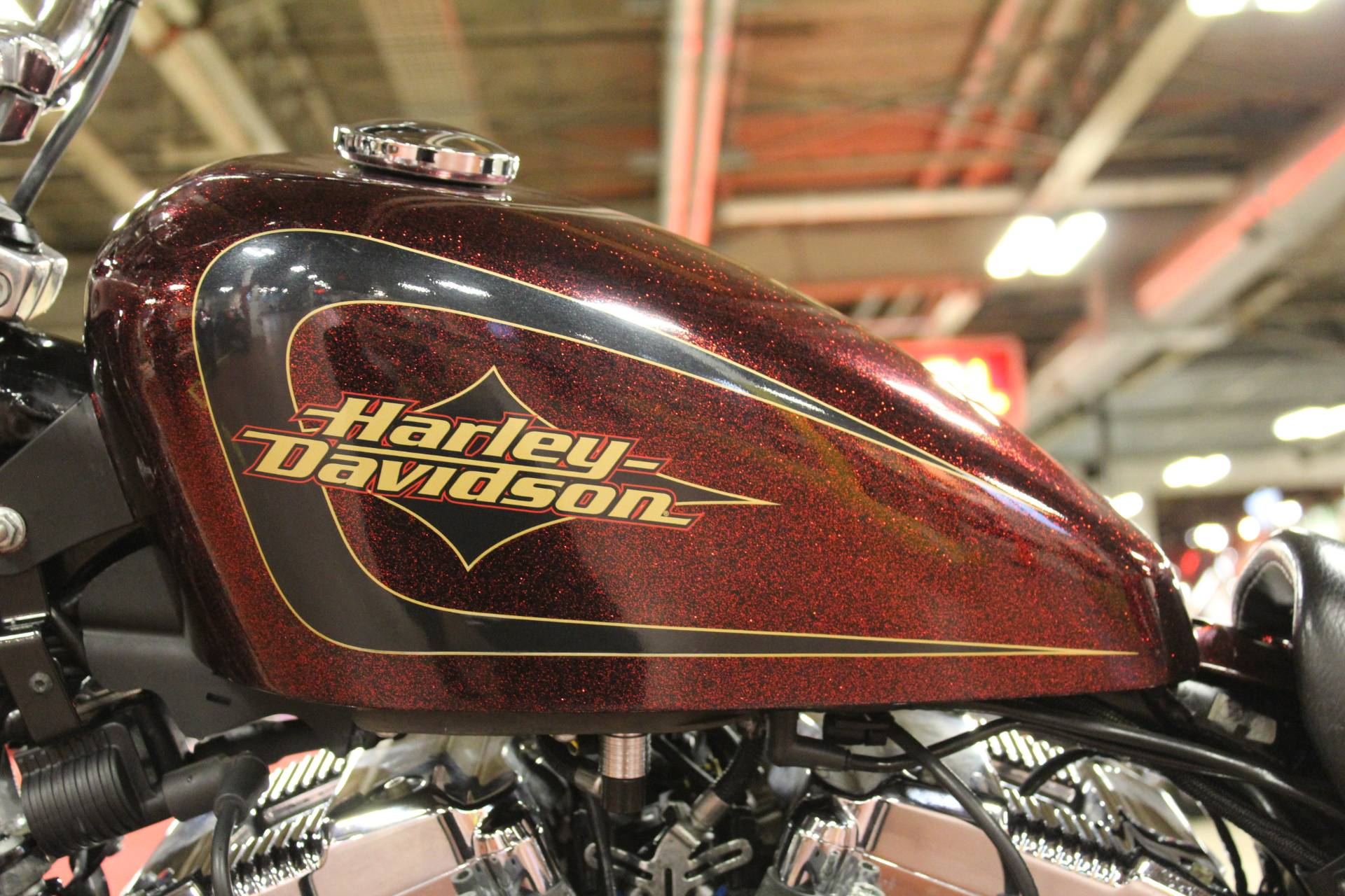 Used 2013 Harley Davidson Sportster Seventy Two Hard Candy Big Red Flake Motorcycles In New London Ct T19181