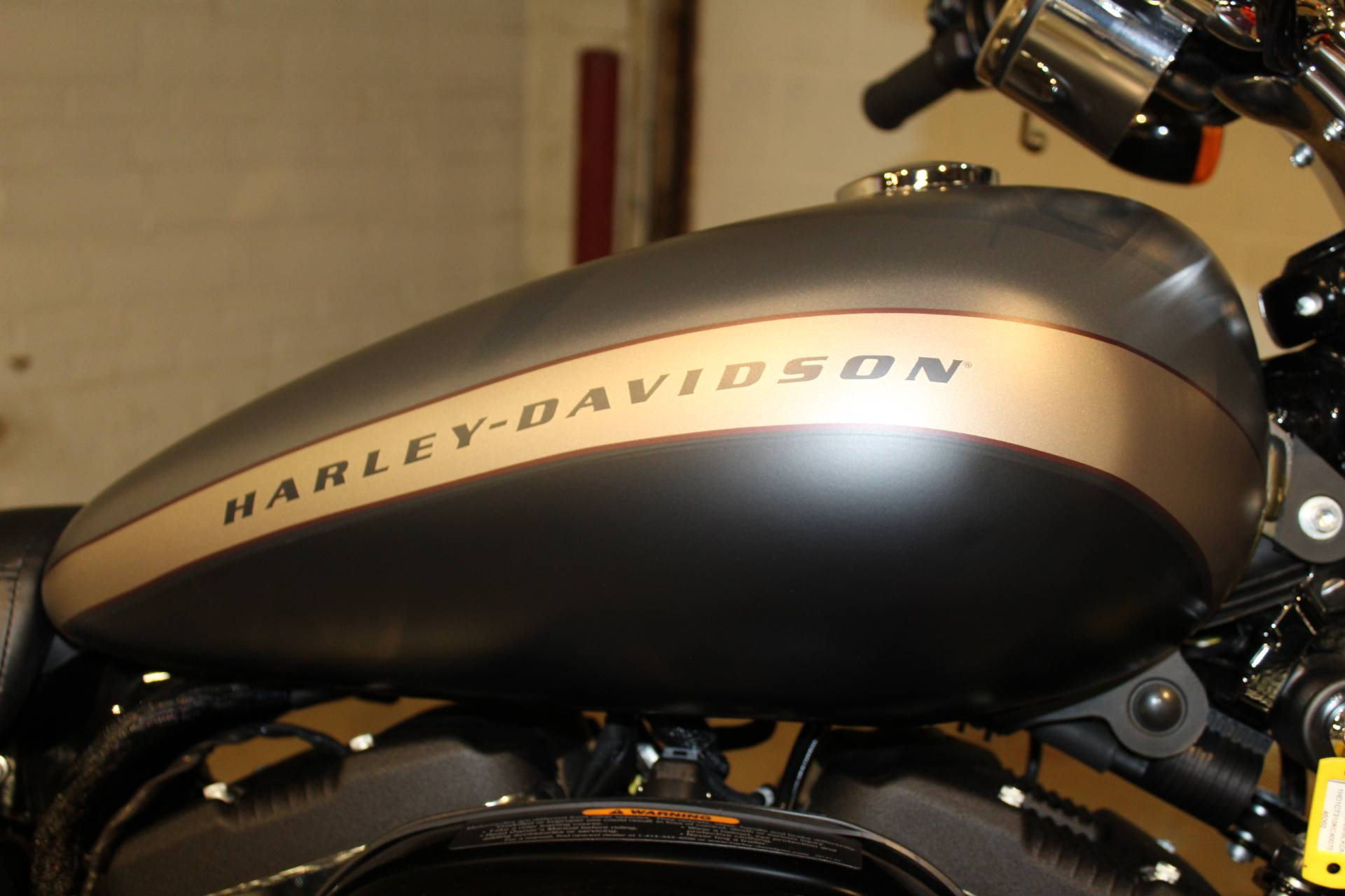 2019 Harley-Davidson 1200 Custom in New London, Connecticut - Photo 9