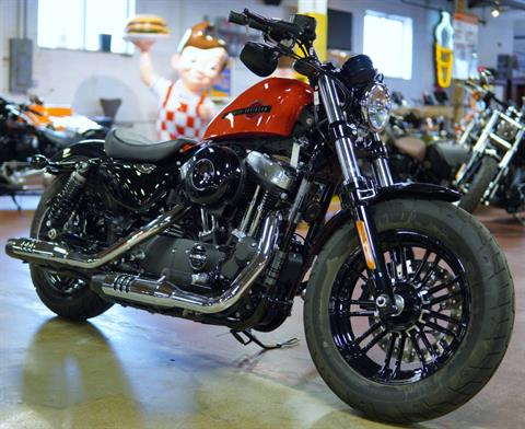 2020 Harley-Davidson Forty-Eight® in New London, Connecticut - Photo 2