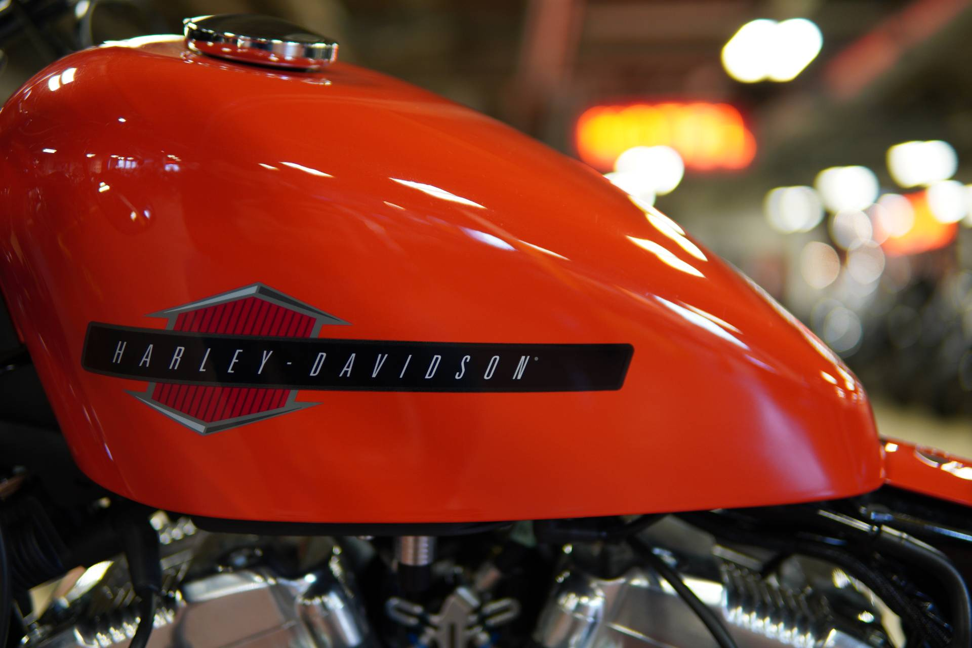 2020 Harley-Davidson Forty-Eight® in New London, Connecticut - Photo 11