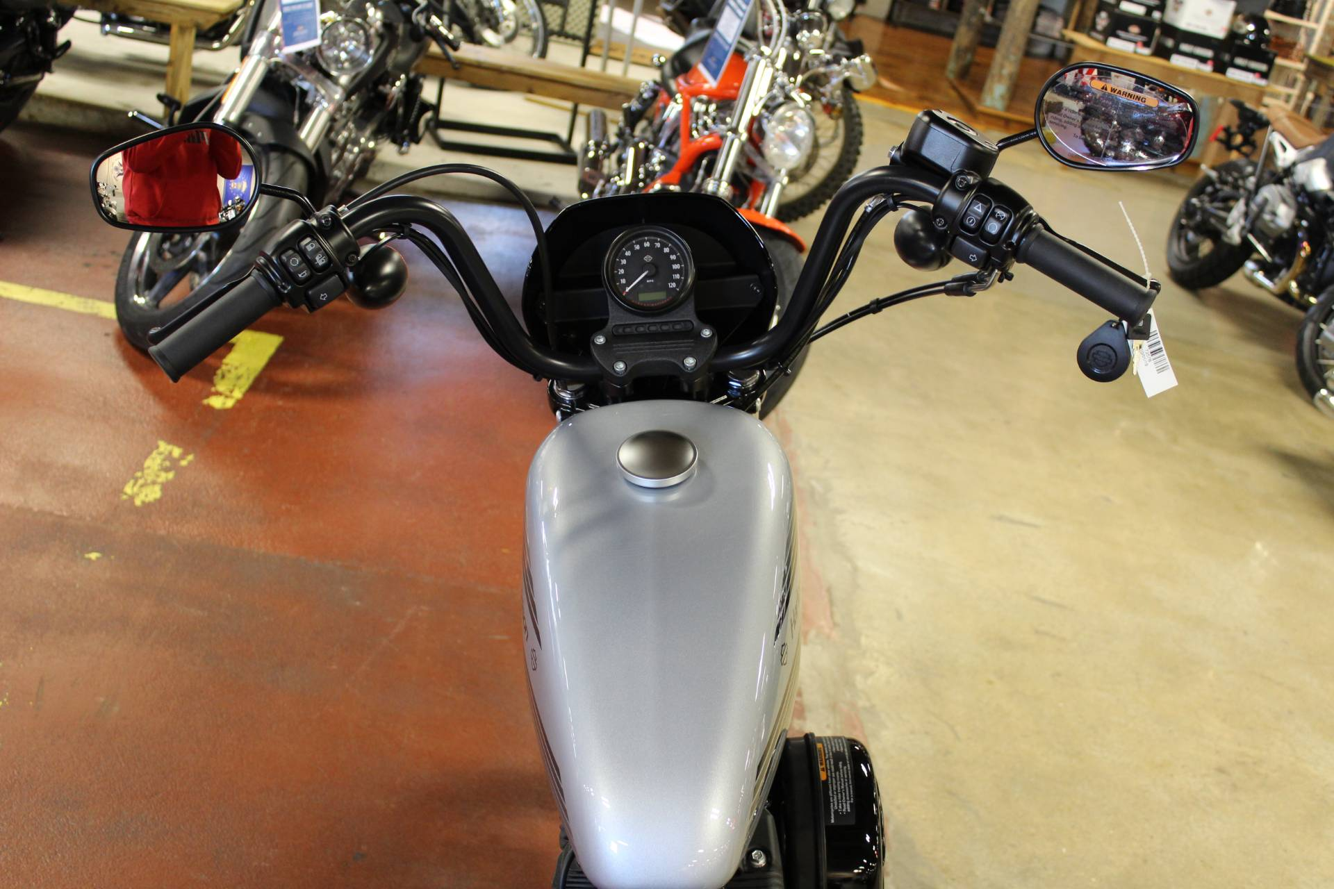 2020 Harley-Davidson Iron 1200™ in New London, Connecticut - Photo 10
