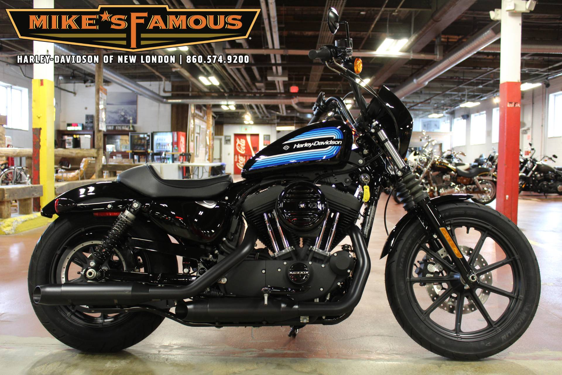 2019 Harley-Davidson Iron 1200™ in New London, Connecticut - Photo 1