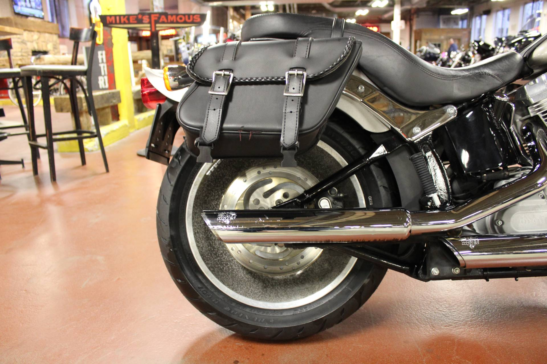 2007 Harley-Davidson FXSTC Softail® Custom in New London, Connecticut - Photo 17