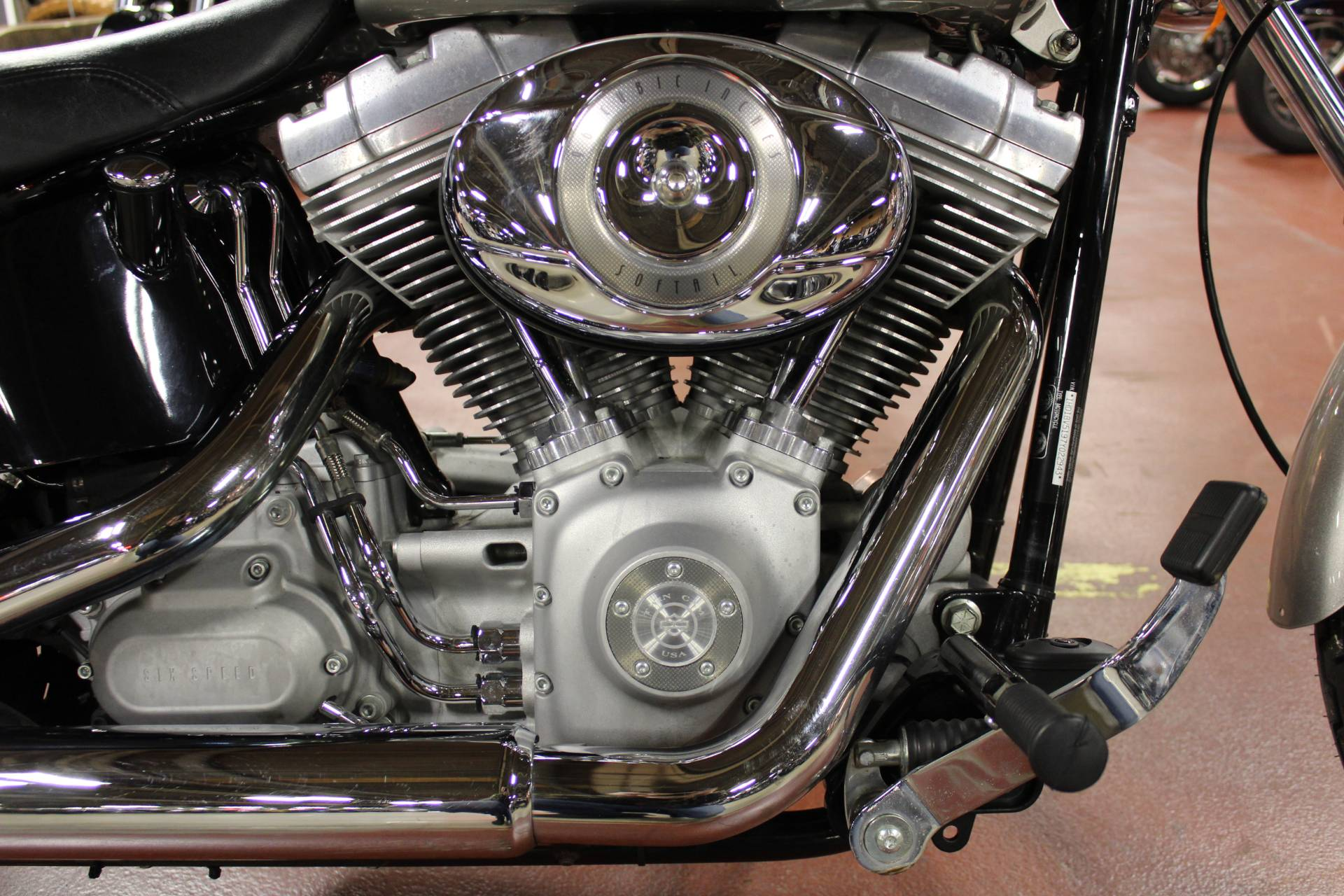 2007 Harley-Davidson FXSTC Softail® Custom in New London, Connecticut - Photo 15