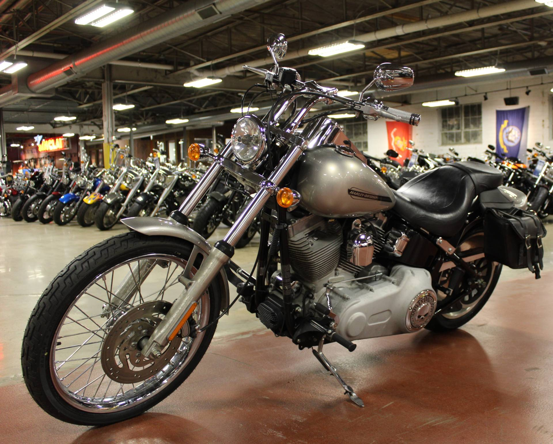 2007 Harley-Davidson FXSTC Softail® Custom in New London, Connecticut - Photo 4